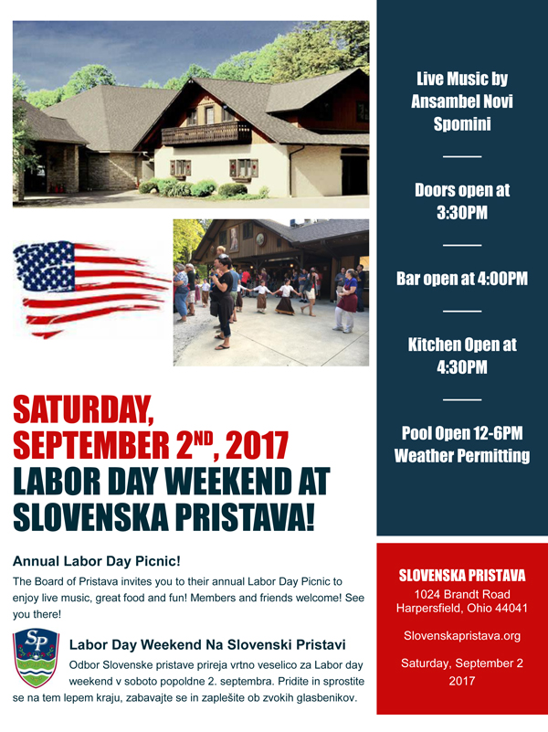 Pristava Labor Day Flyer 4-1